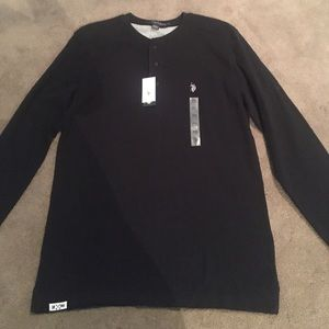NWT Mens Polo sweater